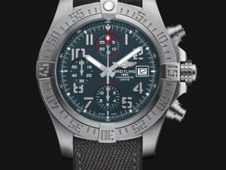 Black Straps Replica Breitling Avenger Bandit Watches
