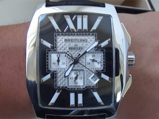 Breitling Bentley Flying B Chronograph replica watch