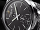 Breitling Black Dial Transocean 38MM Fake Watches