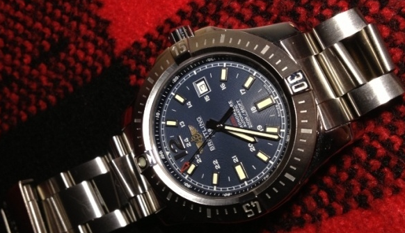 Breitling Colt Replica Watches For Men