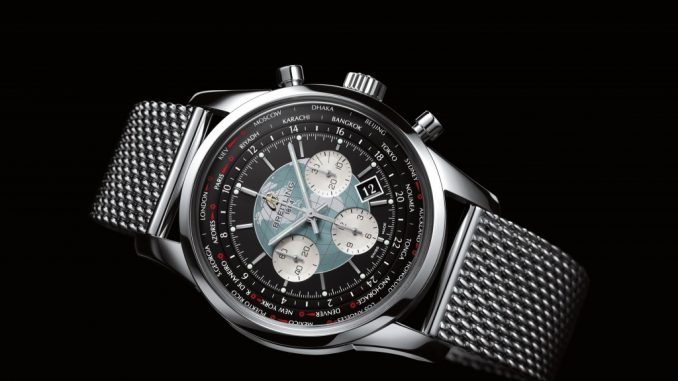 Breitling Transocean Chronograph Unitime 0