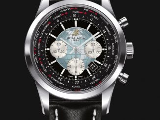 Breitling Transocean Chronograph Unitime Replica Watches