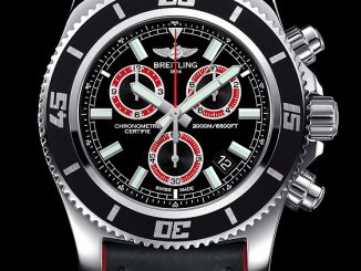 Breitling Superocean Chronograph M2000 front