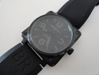 Bell & Ross Carbon Replica Overview