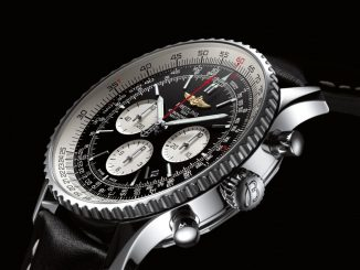 Silver Hands Copy Breitling Navitimer Watches