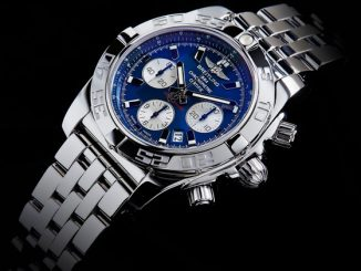 Els for Autism Breitling Limited Edition Chronograph