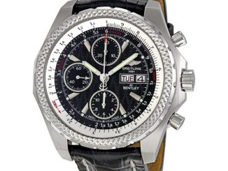 breitling bentley gt two tone replica