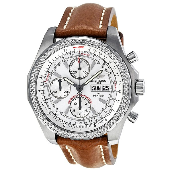 Breitling Bentley Gt Wristwatches: US Breitling Bentley GT Racing Chronograph Automatic