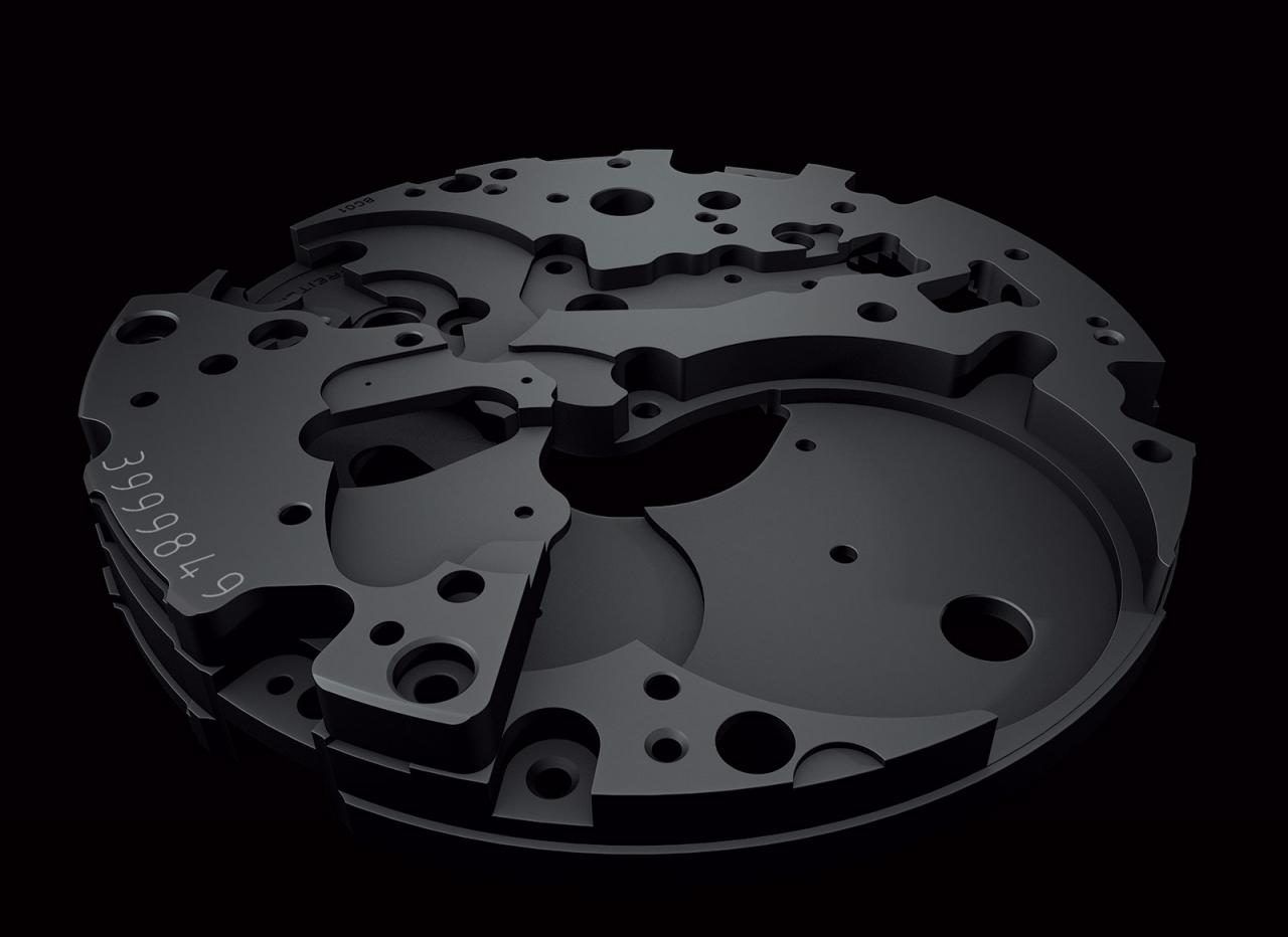Breitling Chronoworks ceramic base plate