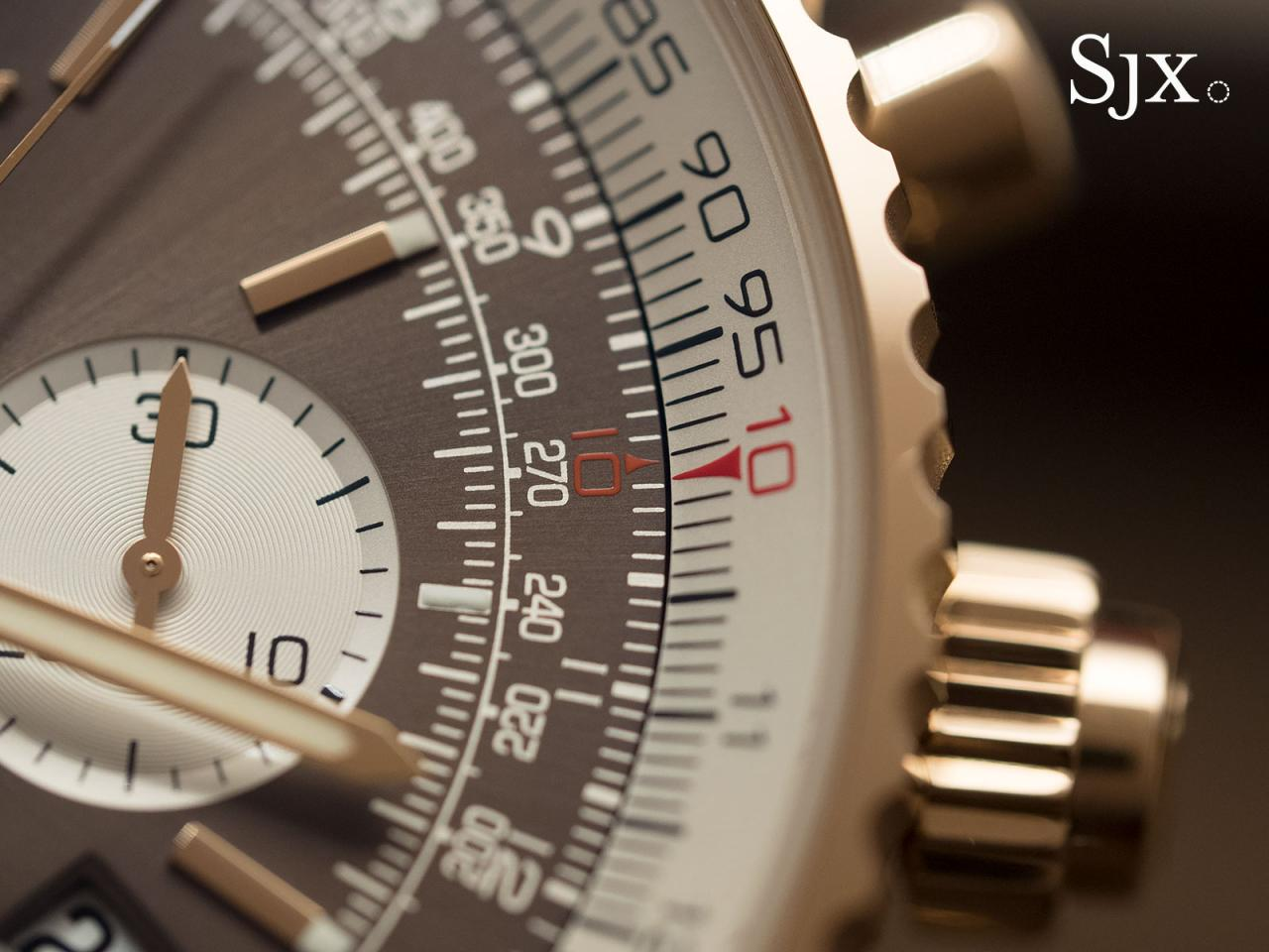 Breitling Navitimer Rattrapante red gold 13