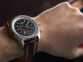 Hands-On: Breitling For Bentley Mulliner Tourbillon Chronograph replica Watch Breitling Hands-On