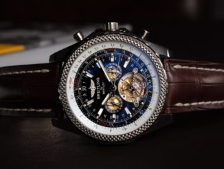Breitling For Bentley Mulliner Tourbillon Replica Chronograph Watch
